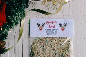 Reindeer Dust | Simply Nourished Home