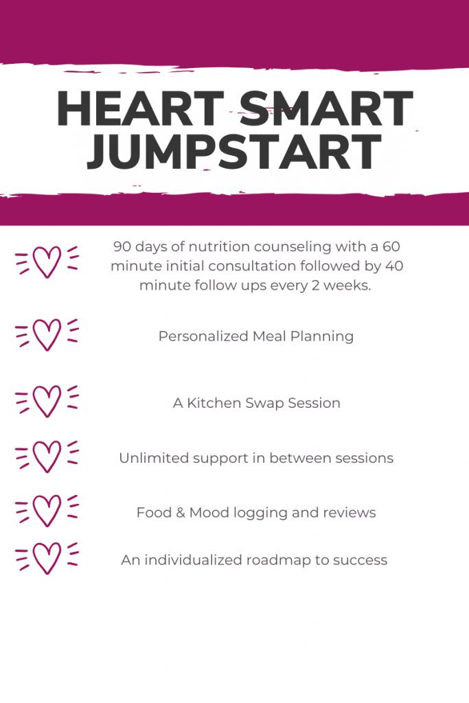 Heart Smart jumpstart program